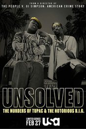 Cartel de Unsolved: The Murders of Tupac and The Notorious B.I.G.