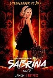 Cartel de Las escalofriantes aventuras de Sabrina