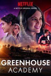 Cartel de Greenhouse Academy