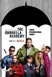 Cartel de The Umbrella Academy