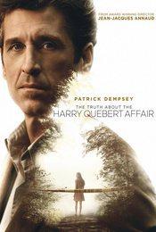 Cartel de La verdad sobre el caso Harry Quebert
