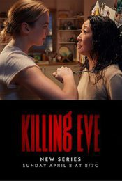Cartel de Killing Eve
