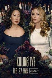 Cartel de Killing Eve