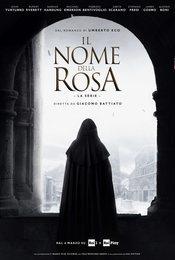 Cartel de El nombre de la rosa
