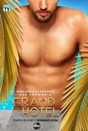 Cartel de Grand Hotel