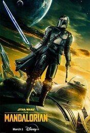 Cartel de The Mandalorian