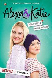 Cartel de Alexa & Katie