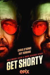 Cartel de Get Shorty