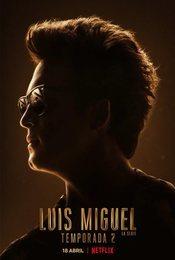 Cartel de Luis Miguel: La Serie