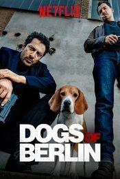 Cartel de Dogs of Berlin