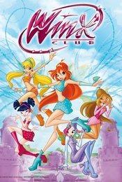 Cartel de Winx Club