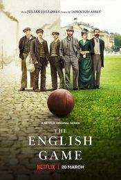 Cartel de The English Game
