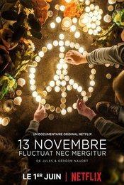 Cartel de 13 novembre: Fluctuat Nec Mergitur