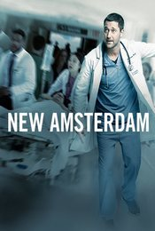 Cartel de New Amsterdam