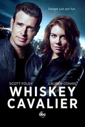 Cartel de Whiskey Cavalier
