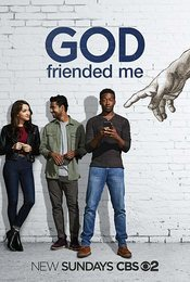Cartel de God Friended Me