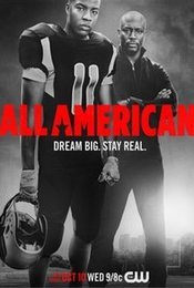 Cartel de All American