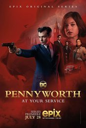 Cartel de Pennyworth