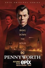 Cartel de Pennyworth