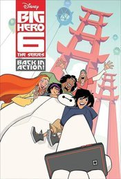 Cartel de Big Hero 6: The Series