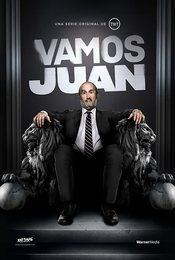 Cartel de Vamos Juan