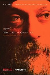 Cartel de Wild Wild Country