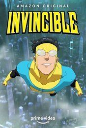 Cartel de Invincible