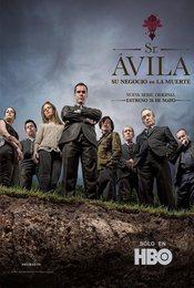 Cartel de Sr. Ávila