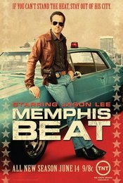 Cartel de Memphis Beat