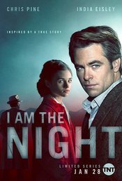 Cartel de I Am the Night
