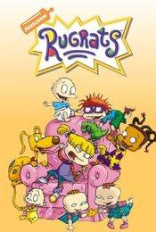 Cartel de Rugrats: Aventuras en pañales