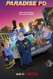 Cartel de Paradise Police