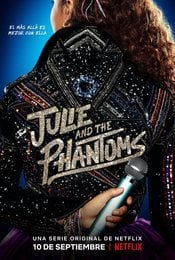 Cartel de Julie and the Phantoms