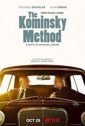 Cartel de El método Kominsky