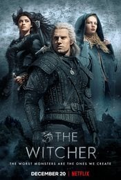 Cartel de The Witcher