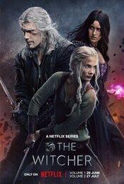 Cartel de The Witcher