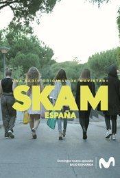 Cartel de Skam España