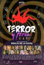 Cartel de Terror y Feria