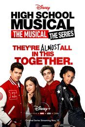 Cartel de High School Musical: El Musical: La Serie