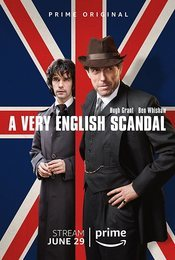 Cartel de A Very English Scandal