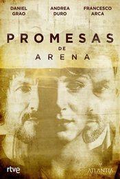 Cartel de Promesas de arena