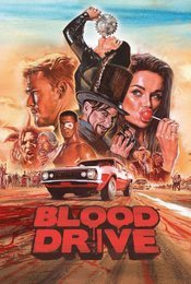 Cartel de Blood Drive