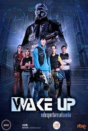 Cartel de Wake up