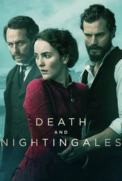 Cartel de Death and Nightingales