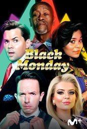 Cartel de Black Monday
