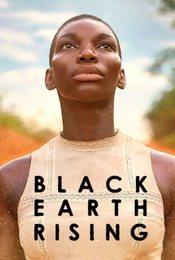Cartel de Black Earth Rising