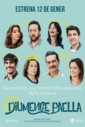 Cartel de Diumenge Paella