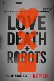 Cartel de Love, Death & Robots