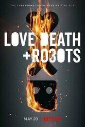 Cartel de Love, Death & Robots