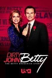 Cartel de Dirty John